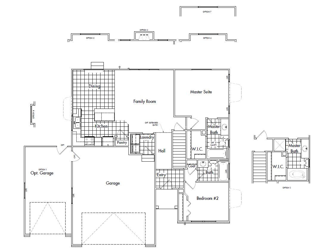 Hawthorn home plan bach homes for Bach floor plans