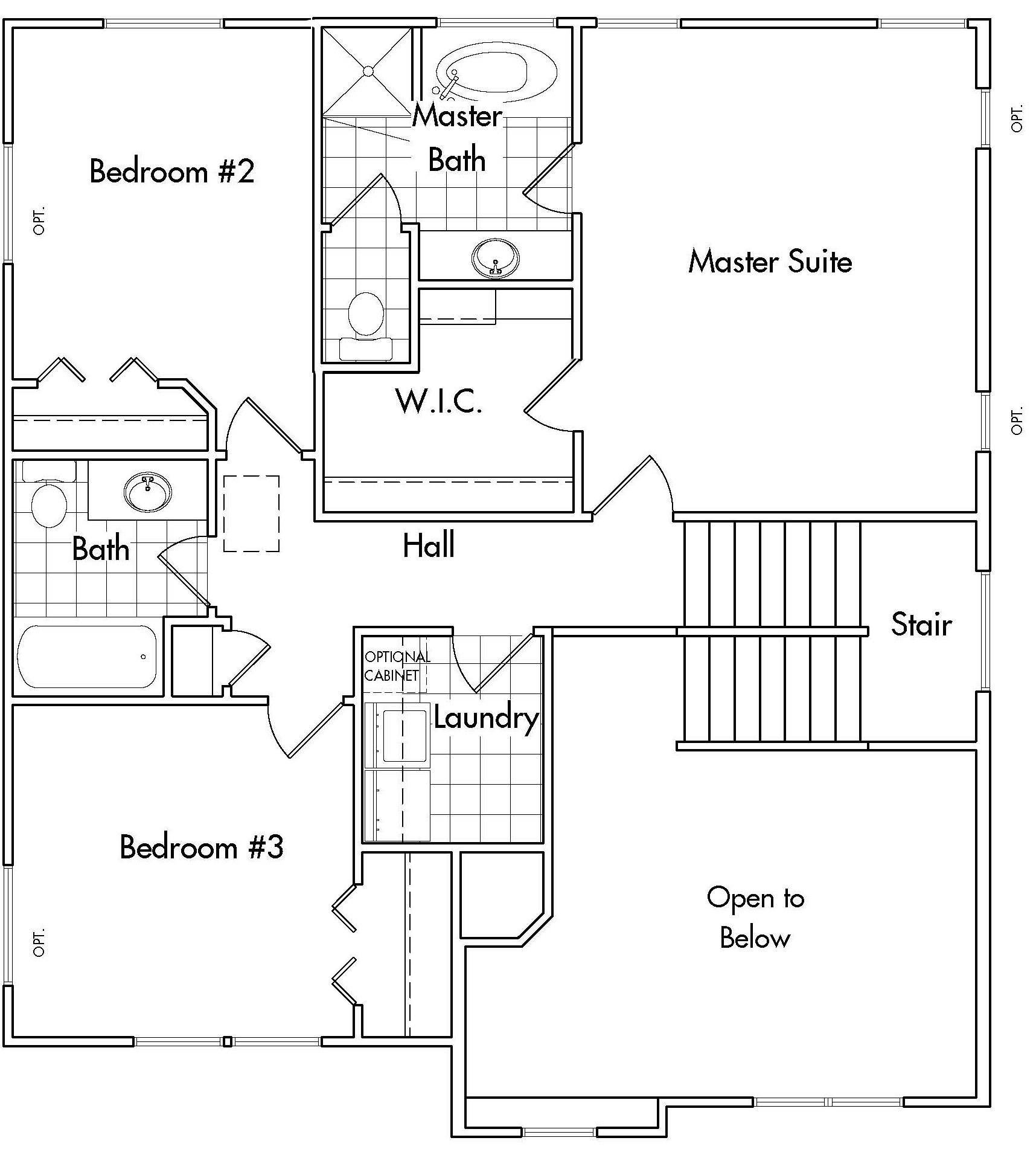Covington Home Plan Bach Homes