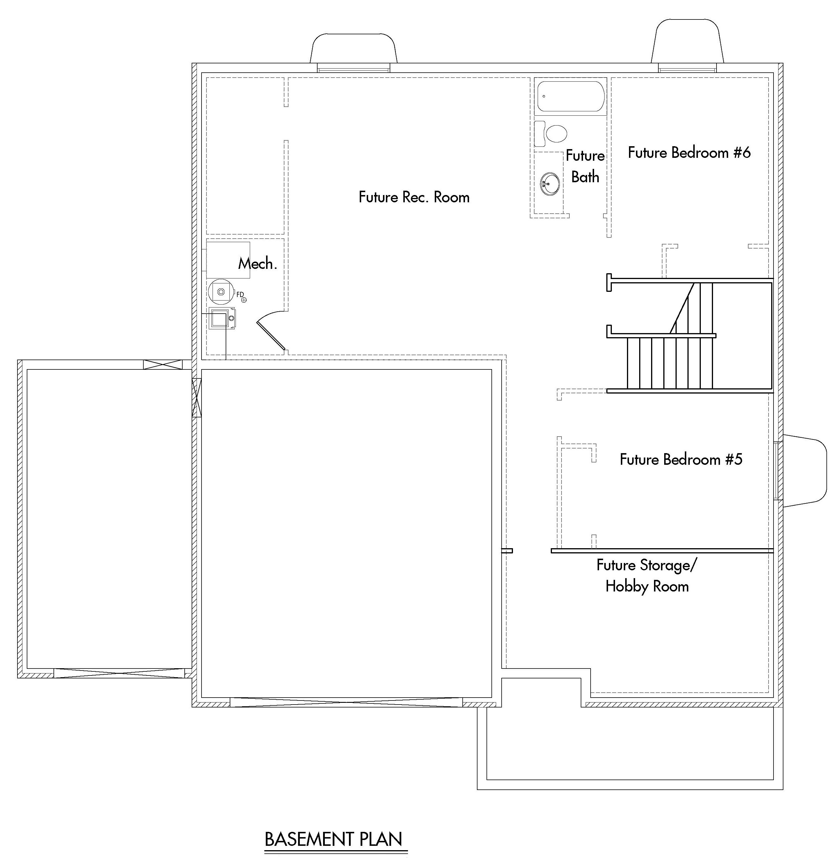 Richland home plan bach homes for Bach floor plans