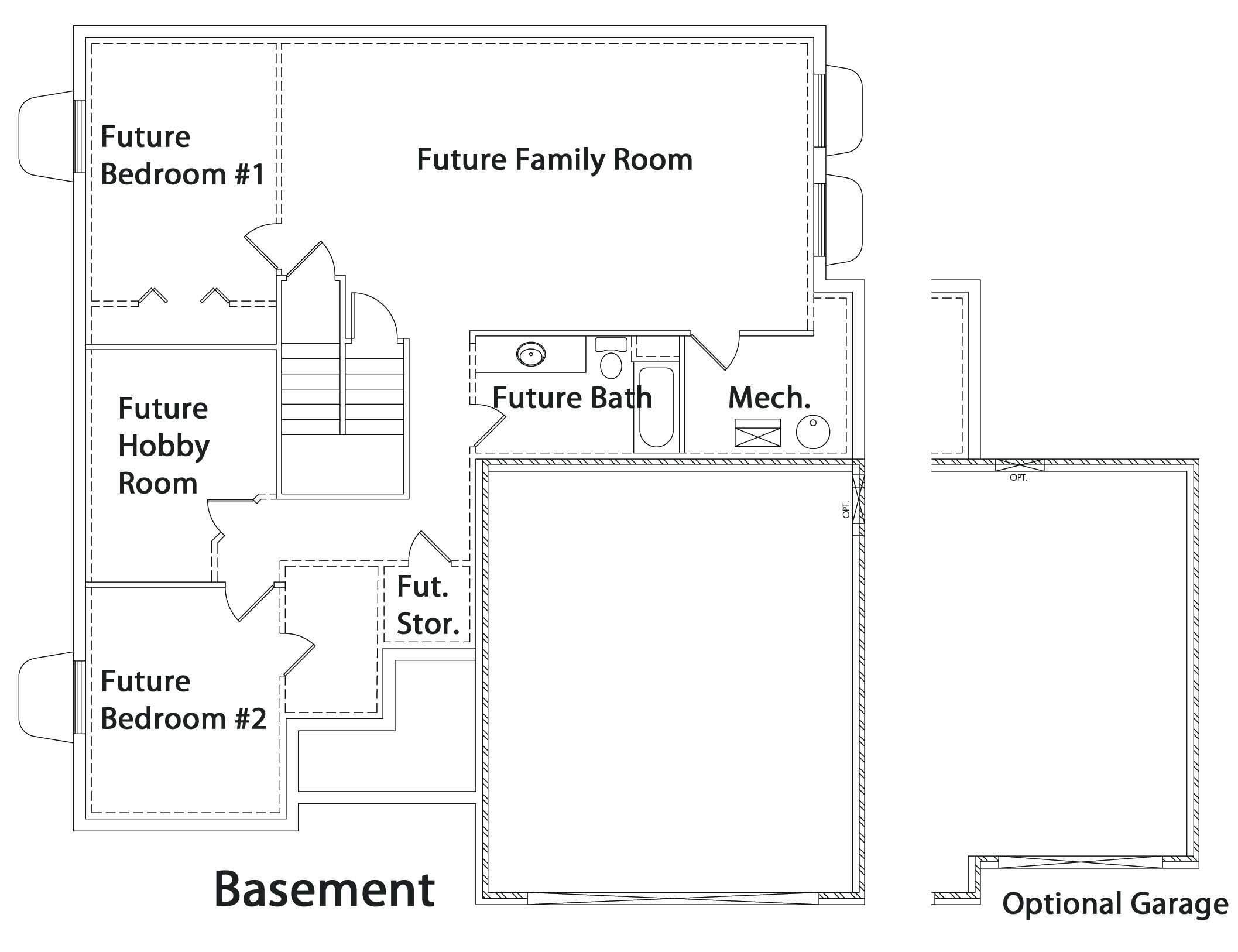 Cambridge home plan bach homes for Bach floor plans
