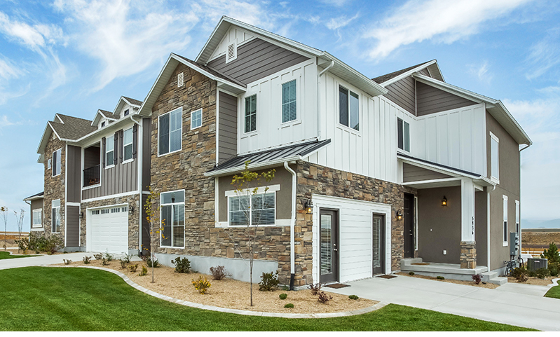 Creekside Townhomes - West Jordan, UT