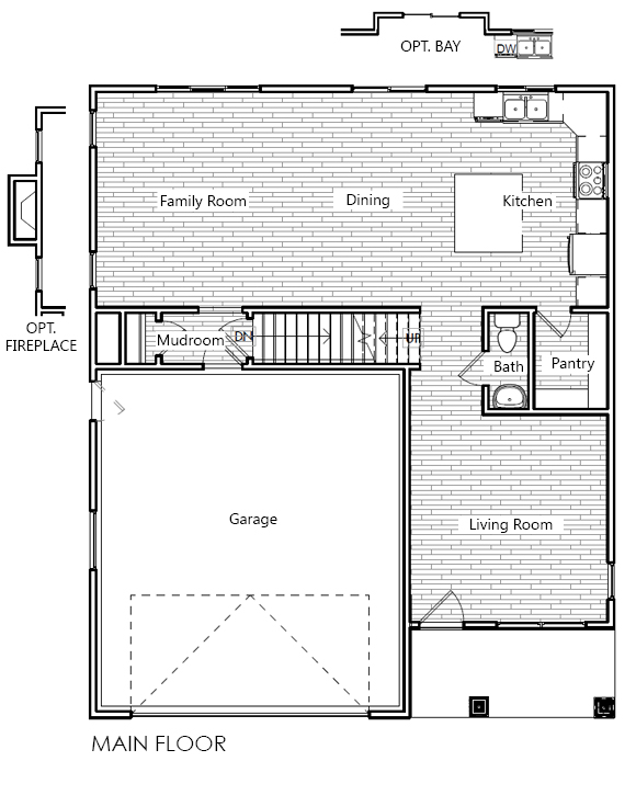 Brighton home plan bach homes for Brighton homes home designs