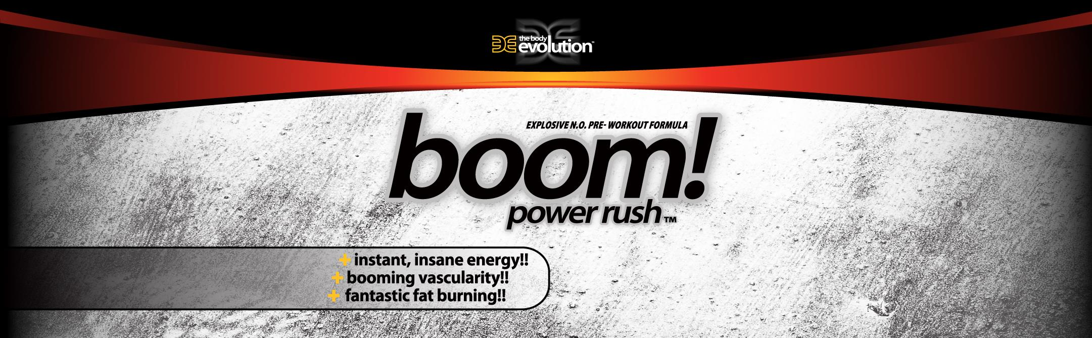 Instant Energy and Fat Burning Power
