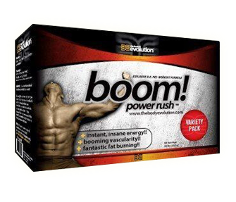 BOOM Power Rush Protein