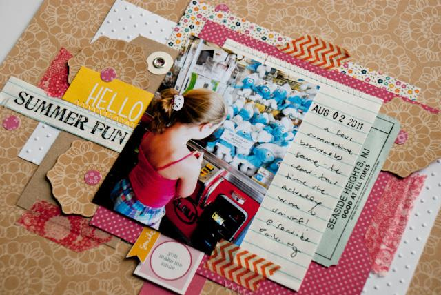 TIps for patterned paper selection