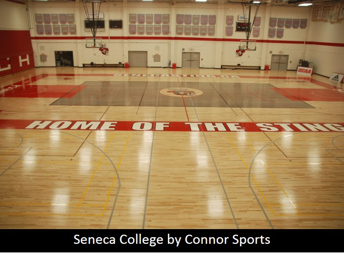 Seneca College by Connor Sports
