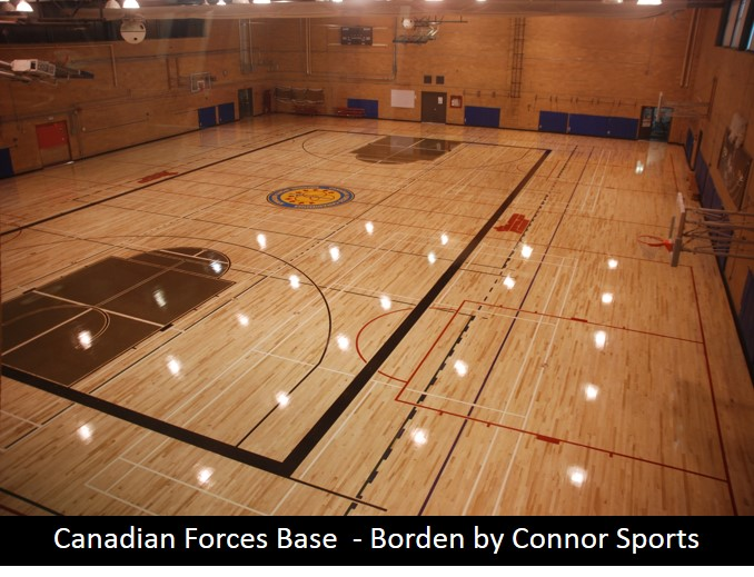 Canadian Forces Base - Borden by Connor Sports