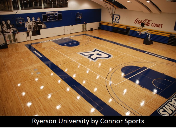 Ryerson University by Connor Sports
