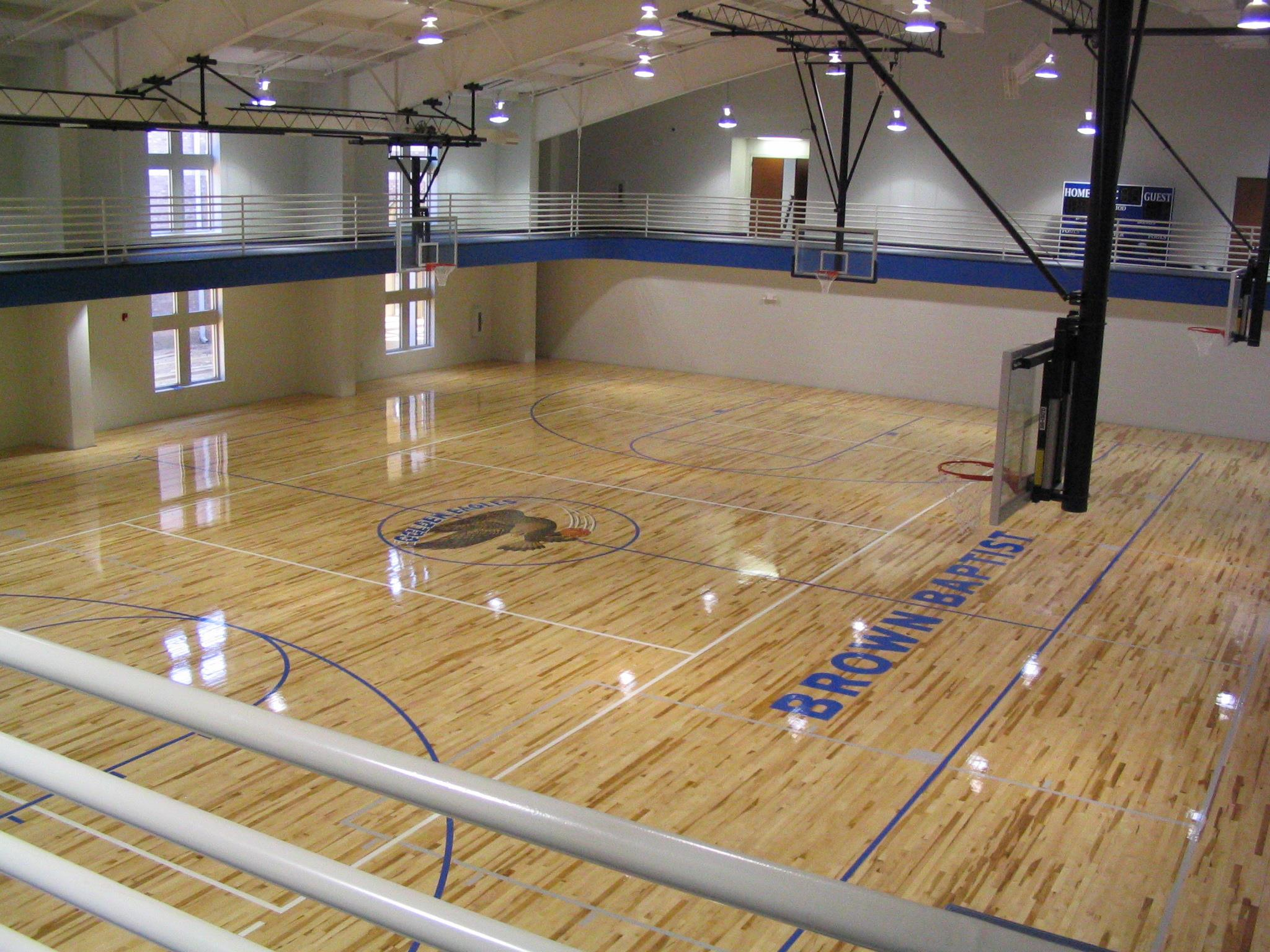 Hardwood Recreation Flooring by Connor Sports