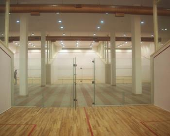 Racquetball Court Court