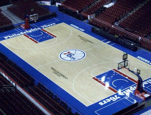 nba basketball courts connor sports connor sports