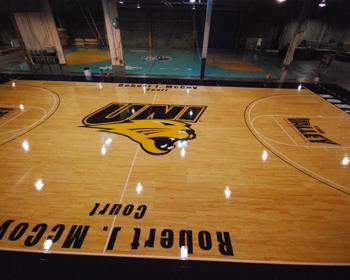 Portable Basketball Flooring