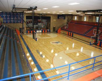 Basketball Gymnasium Flooring