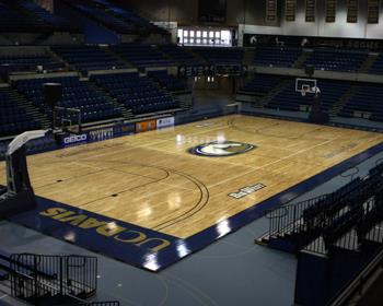 UC Davis Basketball Court