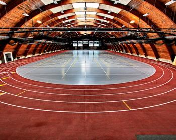 University Fieldhouse Flooring