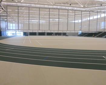 Rubber Fieldhouse Flooring