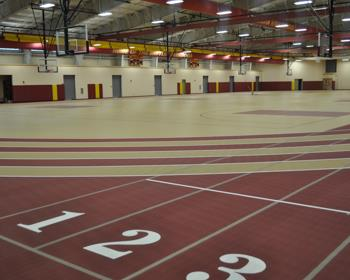 Connor Sports Fieldhouse Flooring