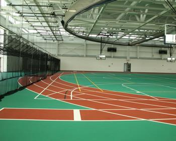 Fieldhouse Tracks by Connor Sports