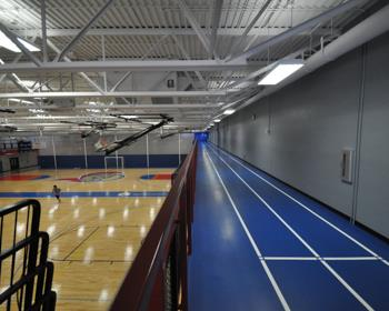 Recreation Facility Sports Flooring