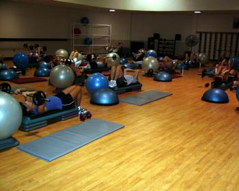 Fitness Studio Flooring