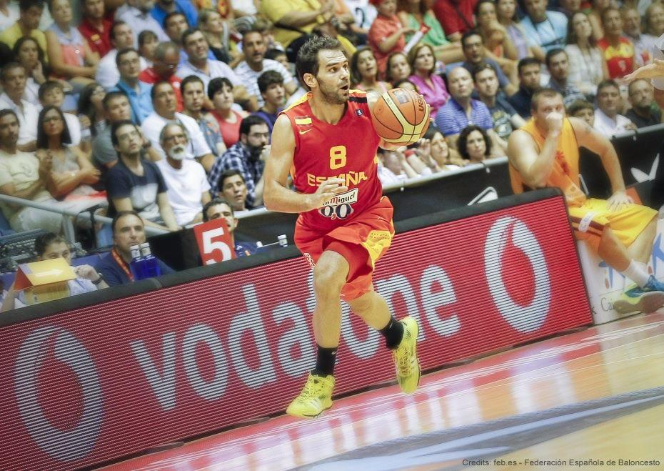 Jose Calderon - Playing for Spain National Team
