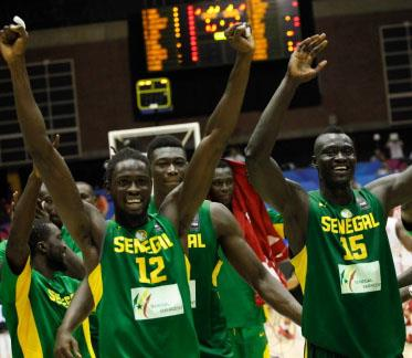 #WhereChampionsPlay - Senegal celebrates after victory
