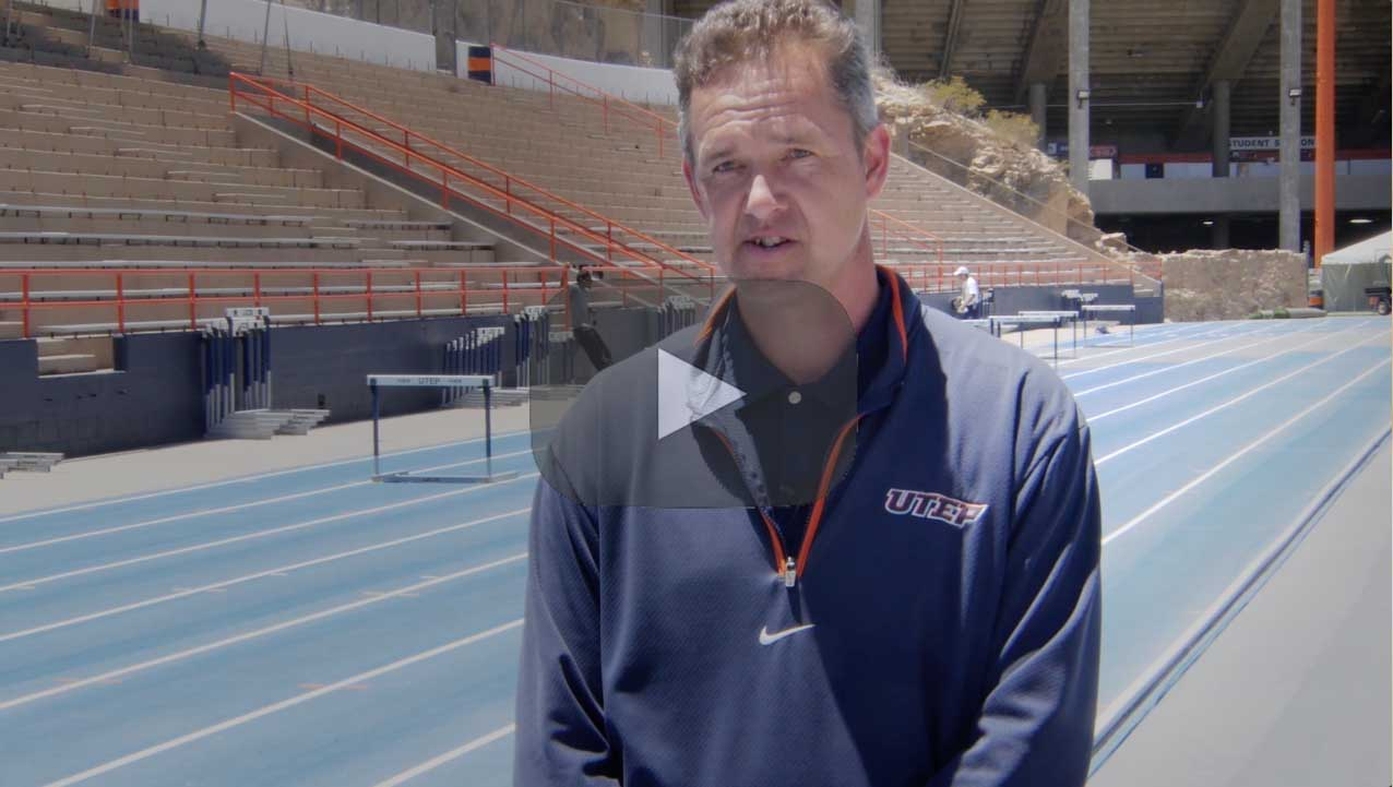 UTEP and Connor Sports Traction Systems