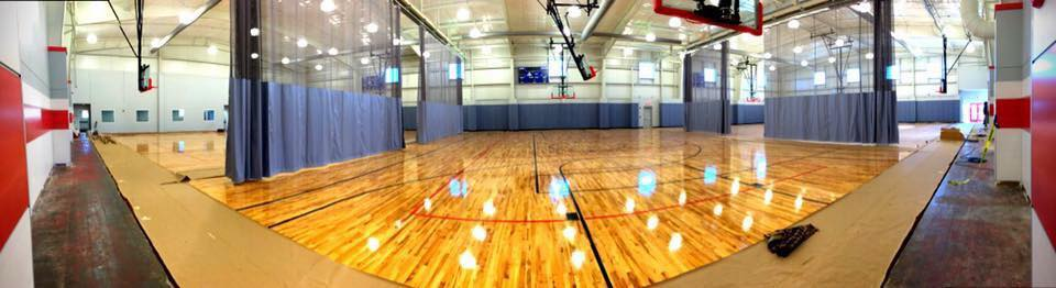 Largest Boys and Girls Club Court in the United States Built at Ralph Wilson Youth Club