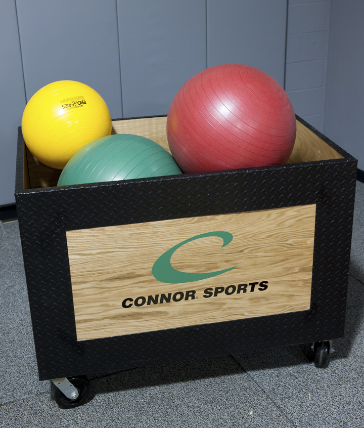 Athletic Training Storage Equipment by Connor Sports