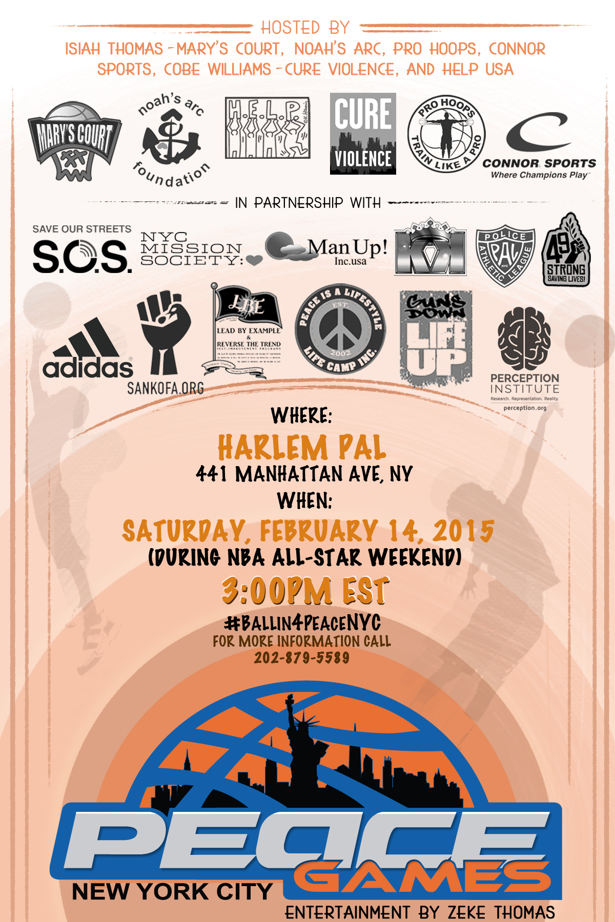 NYC Peace Games Bring a Community Together