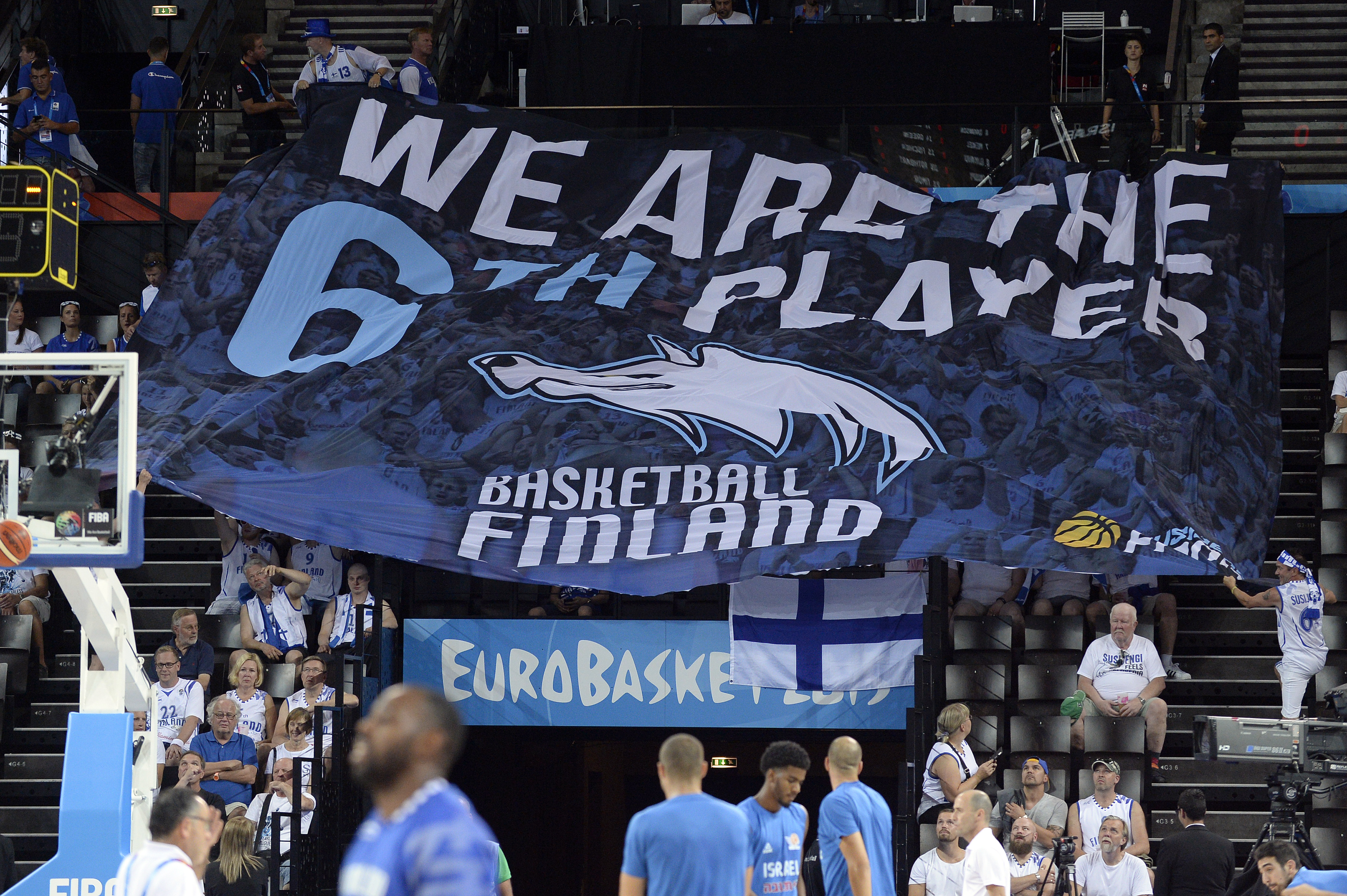 Stories from the #OfficialCourt of EuroBasket 2015: Montpellier
