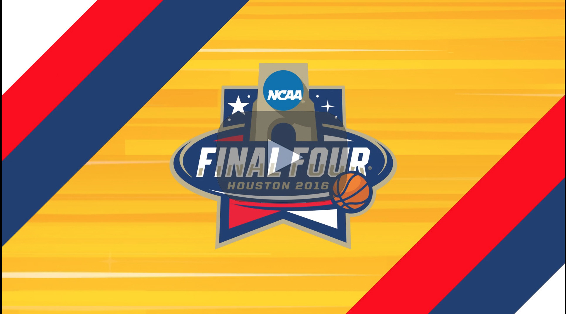 Champions of Sport: The 2016 NCAA® Men's Final Four™ Basketball Court Unveil