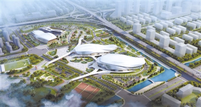 Connor Sports Provides 41,000 sqft. of Duracushion III for Ningbo Olympic Sports Center, China