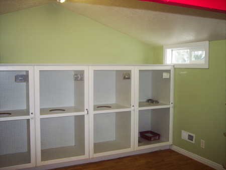 Heber Utah Pet Kennel