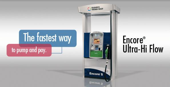 Encore Ultra-Hi Flow Diesel Dispenser