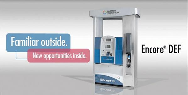 Encore DEF Fuel Dispenser
