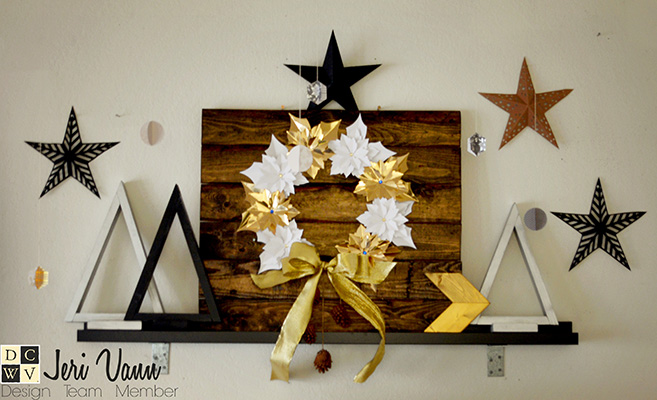 Christmas Decor idea from Jeri