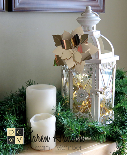 A Lantern Project for the holidays!