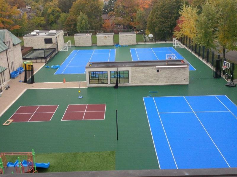 Commercial Tennis Facility Builder