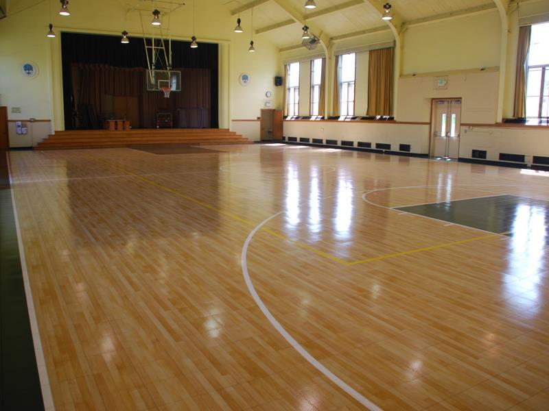 Sport Facility Gymnasium Basketball Church Indoor