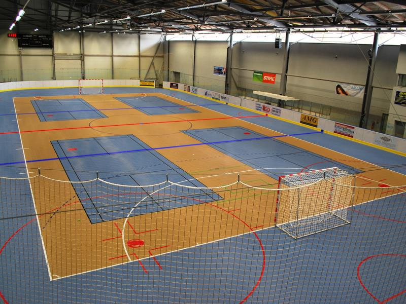 Multi-sport Futsal Facility Fitness-flooring Roller-sports Sports-Clubs Indoor