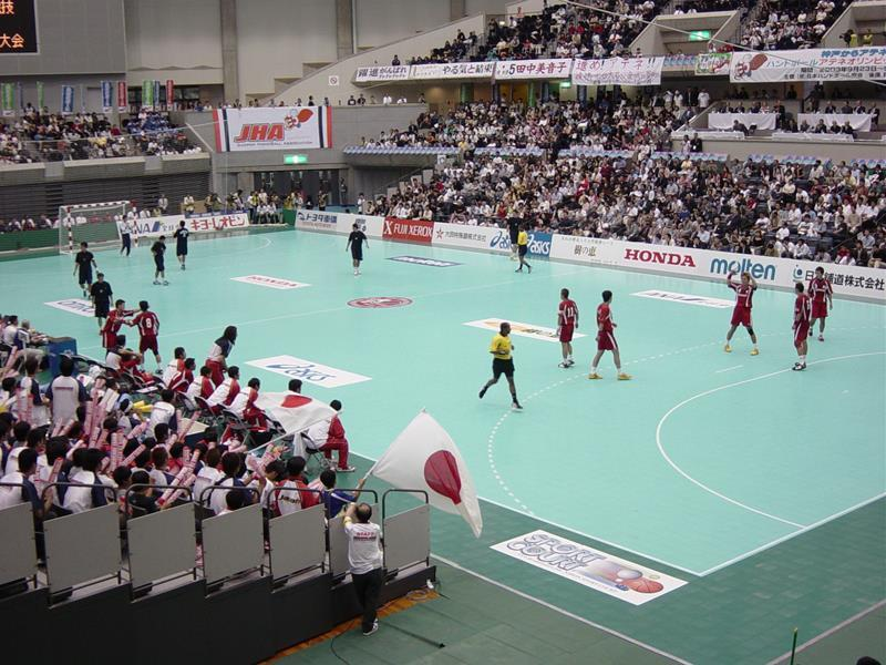 Gymnasium Futsal Facility Indoor Event