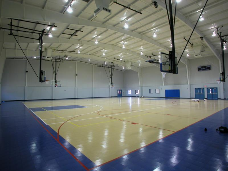 Gymnasium Facility Basketball School Indoor