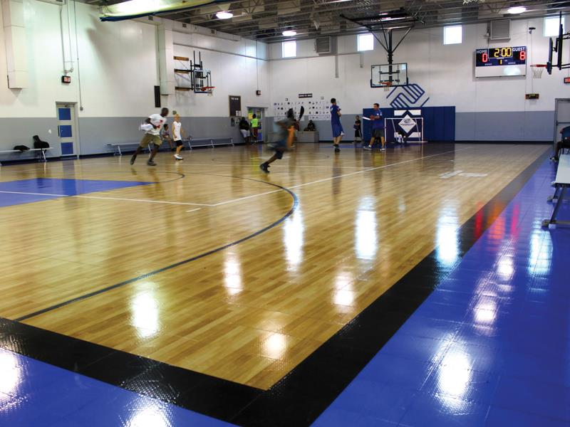 Basketball Facility Gymnasium Sport Community-Centers Schools Indoor