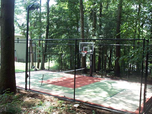 Basketball Family Backyard-court Accessories Sport Outdoor