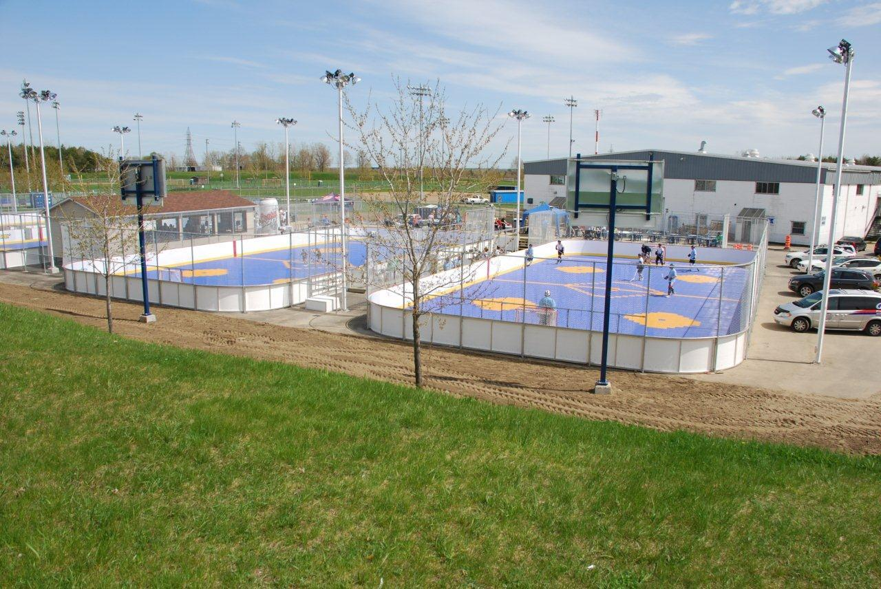 Basketball Roller-sports Outdoor-court Facility Accessories Sport Parks-Rec Outdoor Sports-Clubs