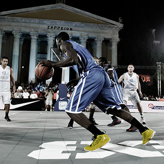 Build Your Basketball Court Anywhere With Custom Sport Court Tiles