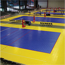 Athletic Facility Gym Floors