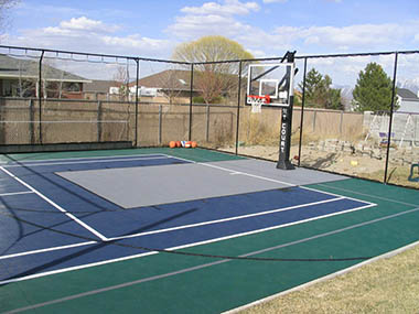 Residential Courts For Home And Family For 15 Sports In