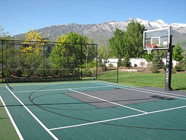 Photo Gallery Sport Court Basketball Courts Flooring